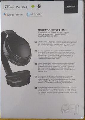 Quietcomfort 35 II - Product - en