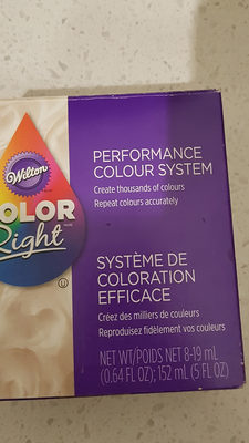 color right - Product