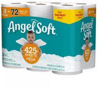 Unscented bathroom tissue - Product - en