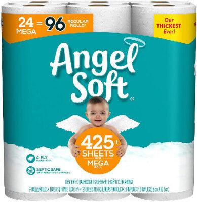 mega rolls toilet paper - Product - en