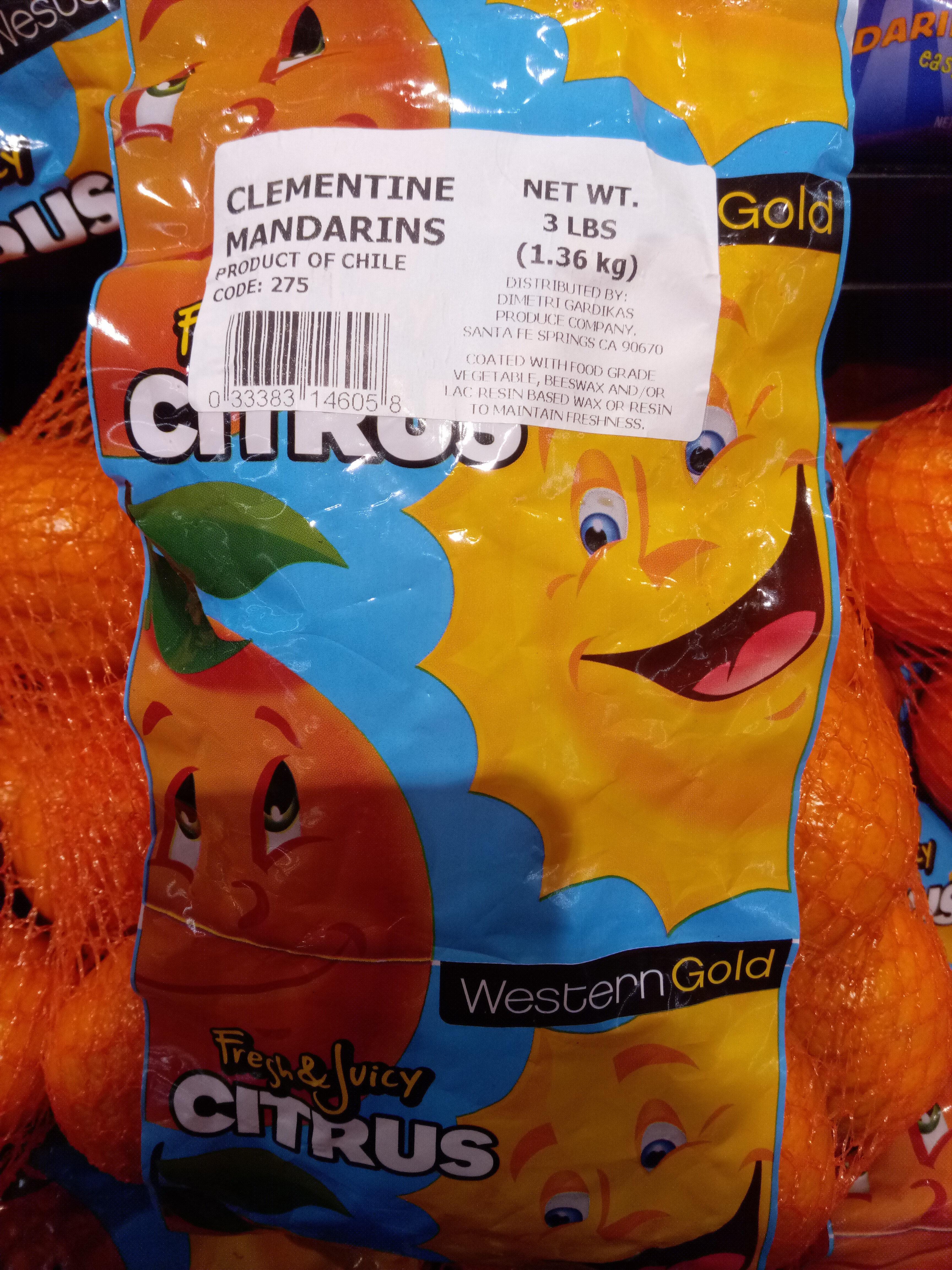 mardarin oranges - Product - en