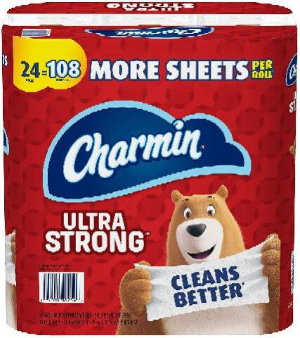 Ultra strong 24 mega plus rolls - Product - en