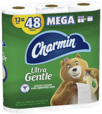 Ultra gentle toilet paper - Product - en