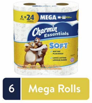 Essentials soft - mega rolls - Product - en