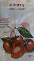 cherry cough drops - Product