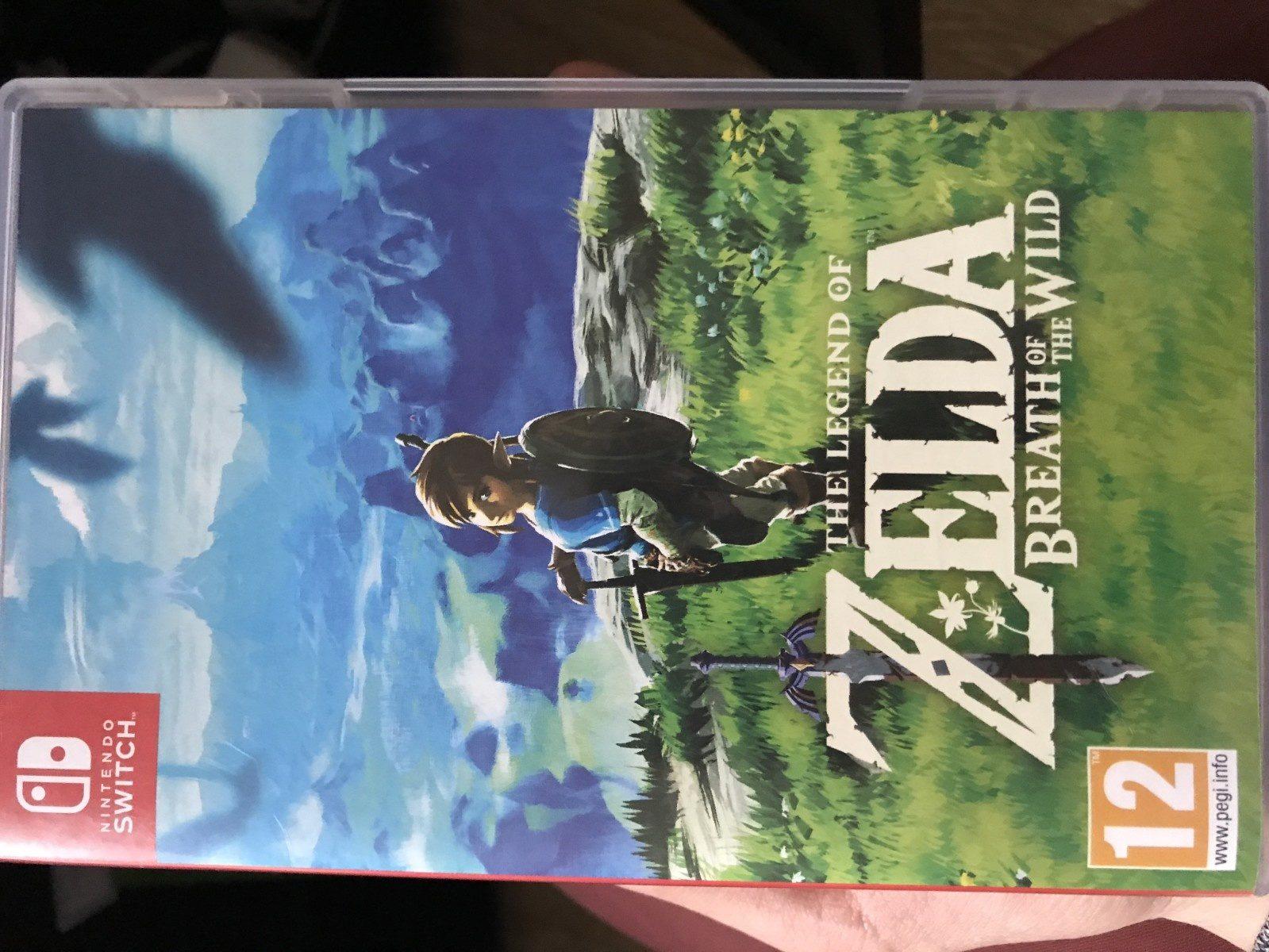 The Legend of Zelda : Breath of the Wild - Ingredients - fr