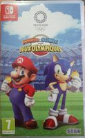 Mario et sonic au jeux olympiques - Product - fr