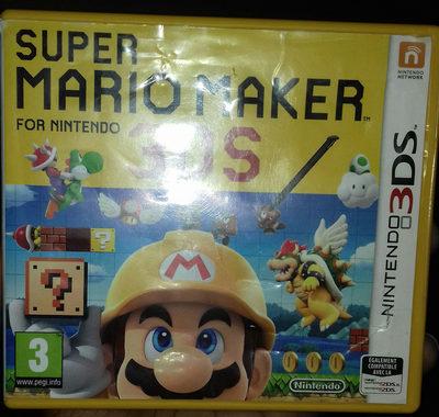 Super Mario Maker For Nintendo 3ds - Product