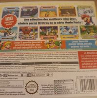 Mario Party the Top 100 - Jeu 3DS - Ingredients - fr