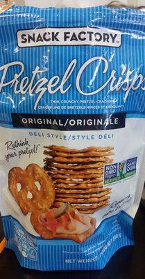 Pretzel Crips - Product