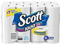 1000 sheets - 16 compressed rolls - Product - en