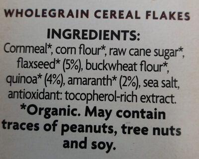 Mesa Sunrise - Ingredients - en