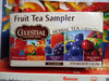 fruit tea sampler - Product