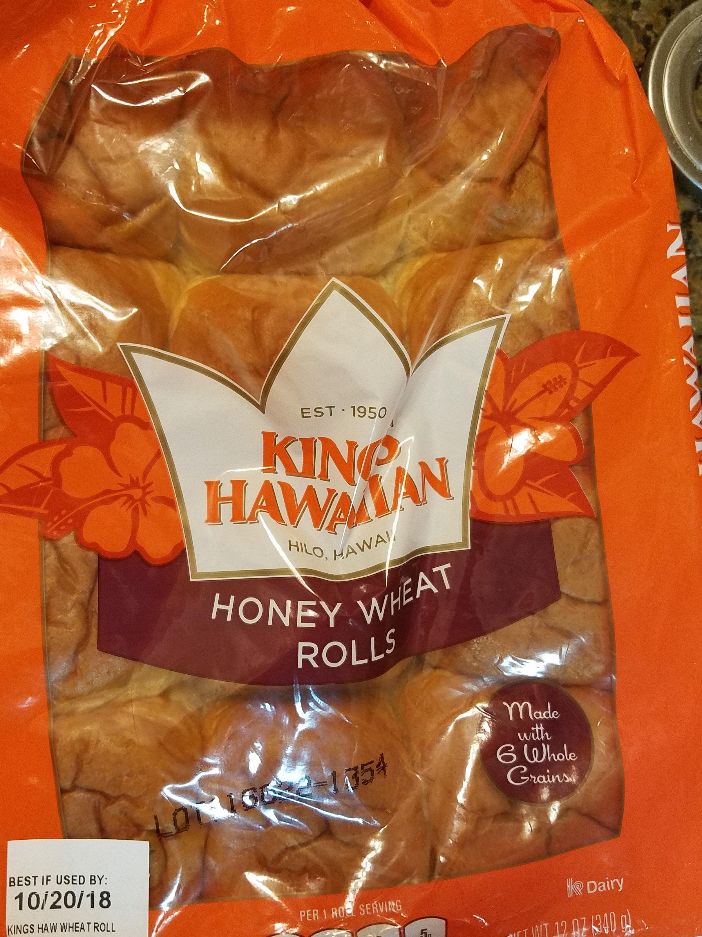 king's Hawaian - Product - en