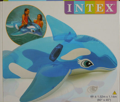 Lil' whale ride-on [#58523NP] - Product