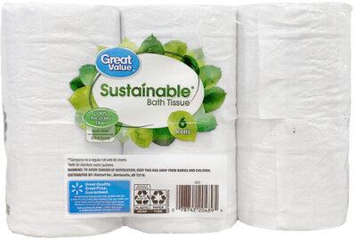 Sustainable bath tissue - Product - en