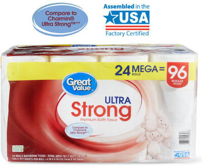 Ultra strong toilet paper - Product - en