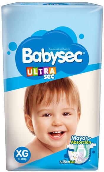 Pañales desechables Ultrasec XG - Product - es