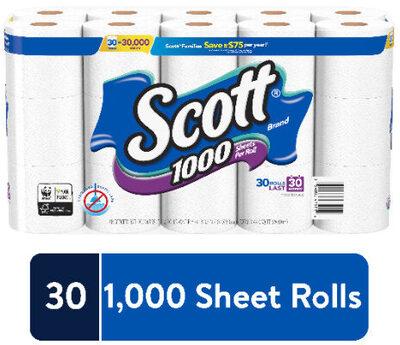 1000 sheets - 30 rolls - Product - en