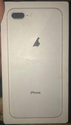 Apple Iphone 8 Plus 64 GB Silver - Ingredients