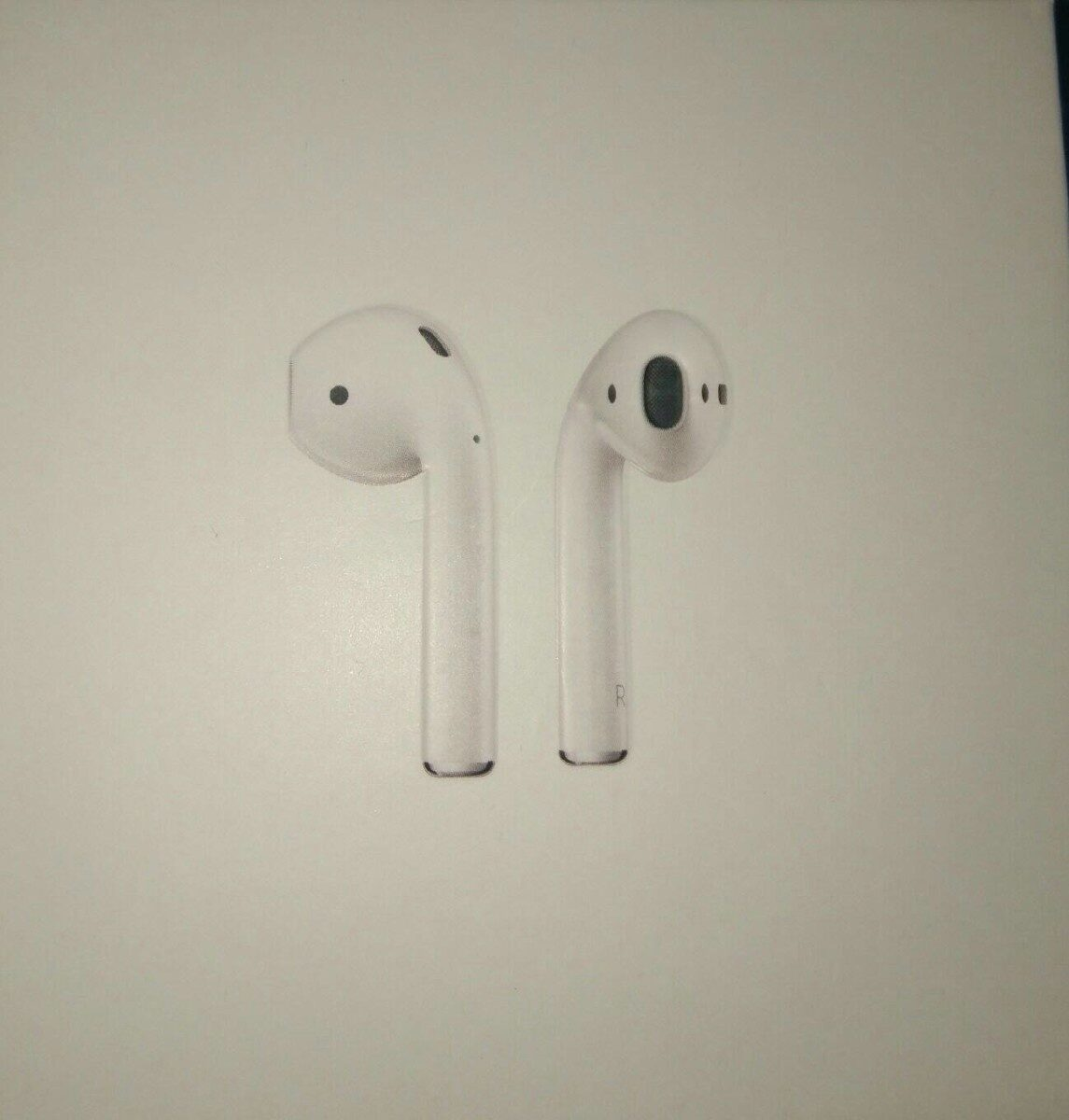 Airpods 2 - Product - fr