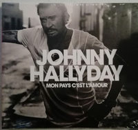 cd Johnny Hallyday - Produit - fr