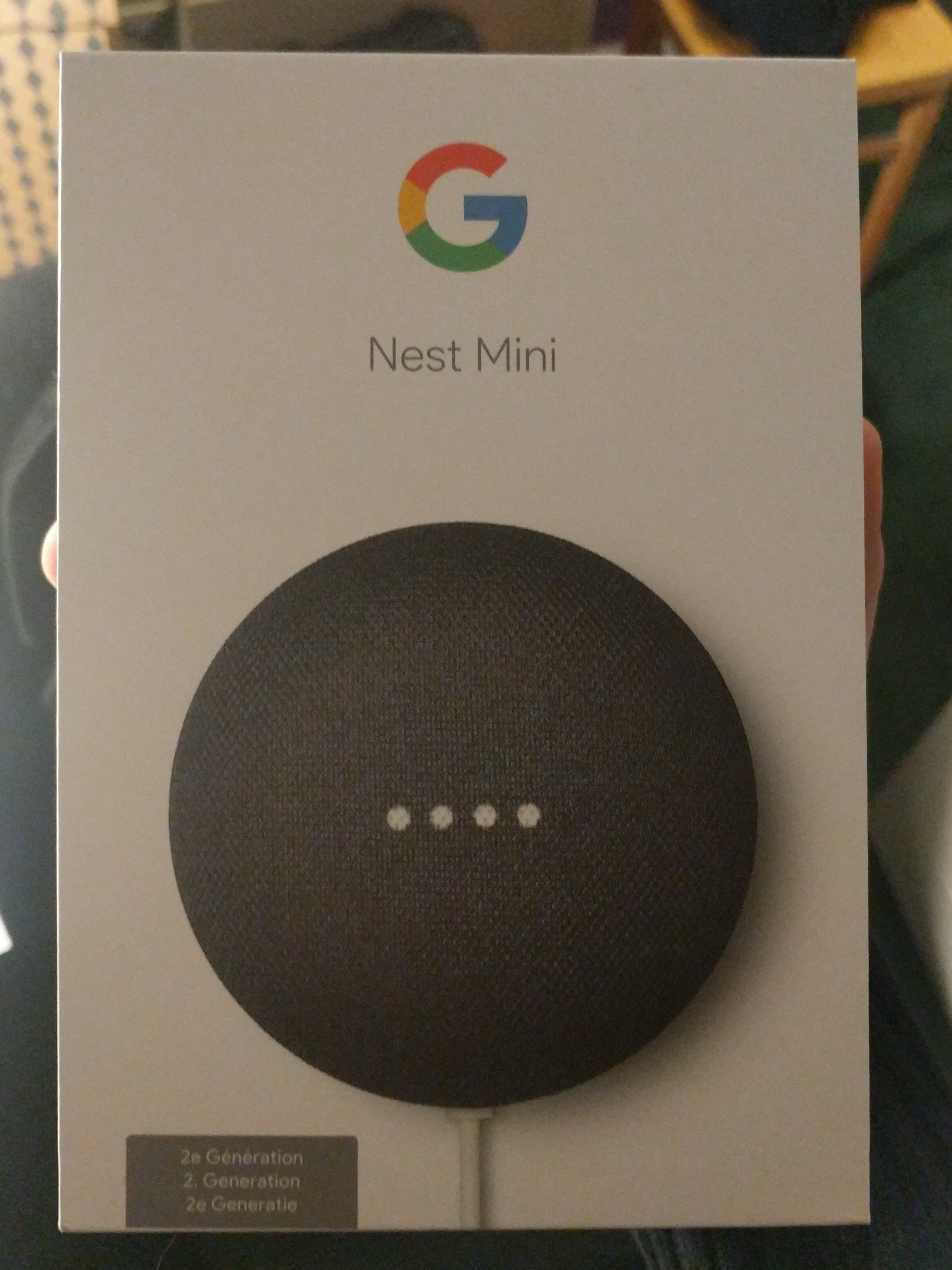 Nest Mini 2. Generation - Product - en