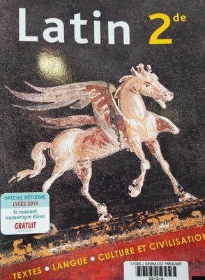 Latin 2nd - Produit