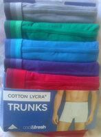 M&S Cotton Lycra Trunks - Product - en