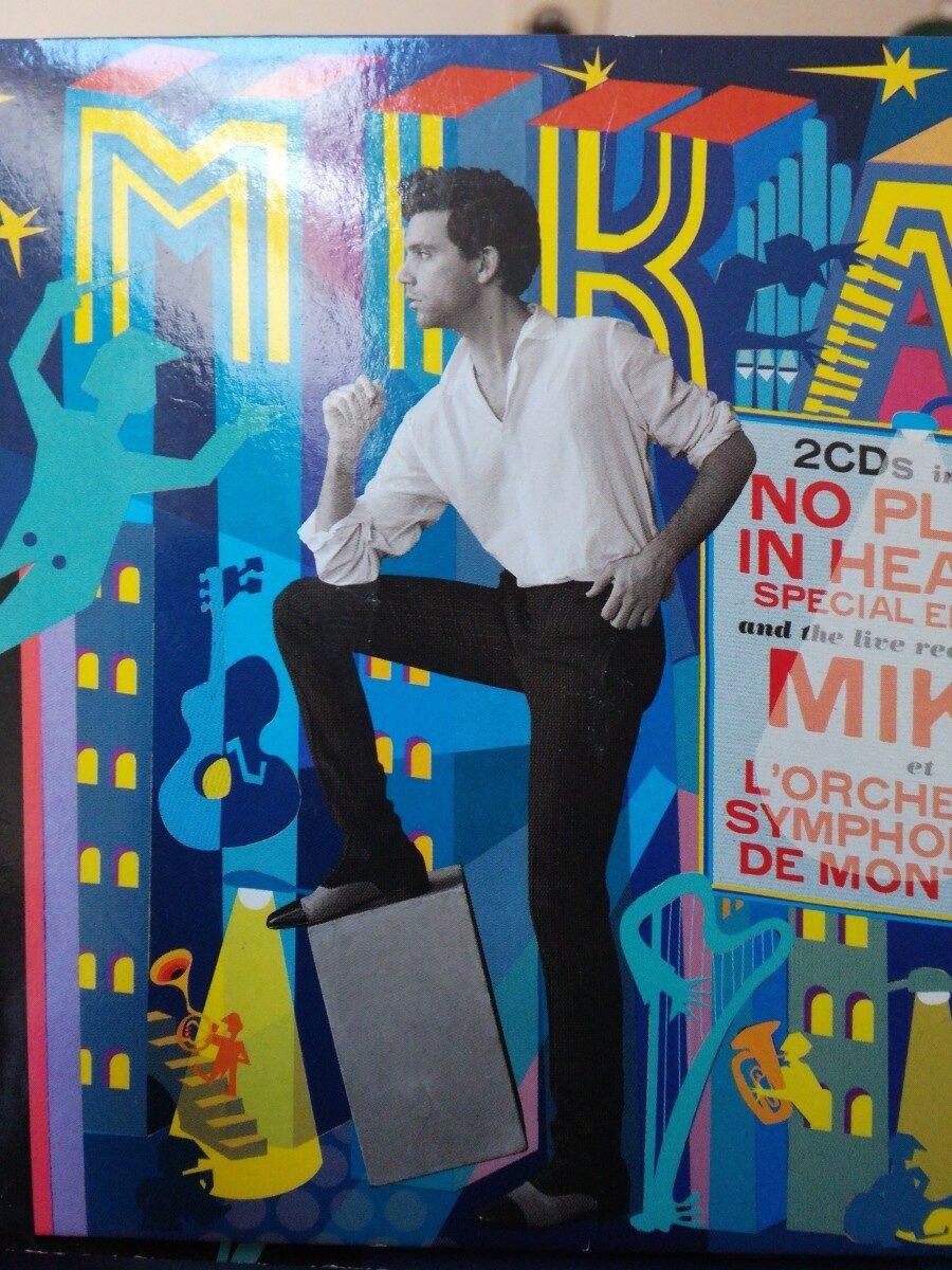 CD Mika - Ingrédients