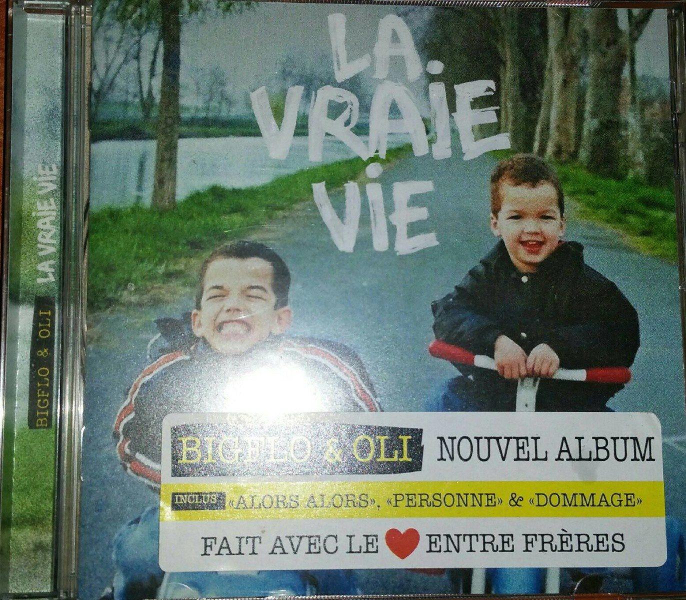Bigflo & Oli - La Vraie Vie - Produit