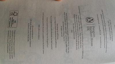 Diario de greg 11 - Ingredients