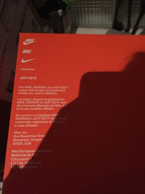 Men's Nike Flyknit 2 Lunarepic Running Shoe, Size 9 M - Blue - Ingredients
