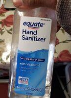 hand sanitizer - Ingredients - en