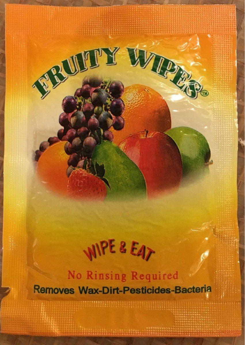 Fuity Wipes - Produit