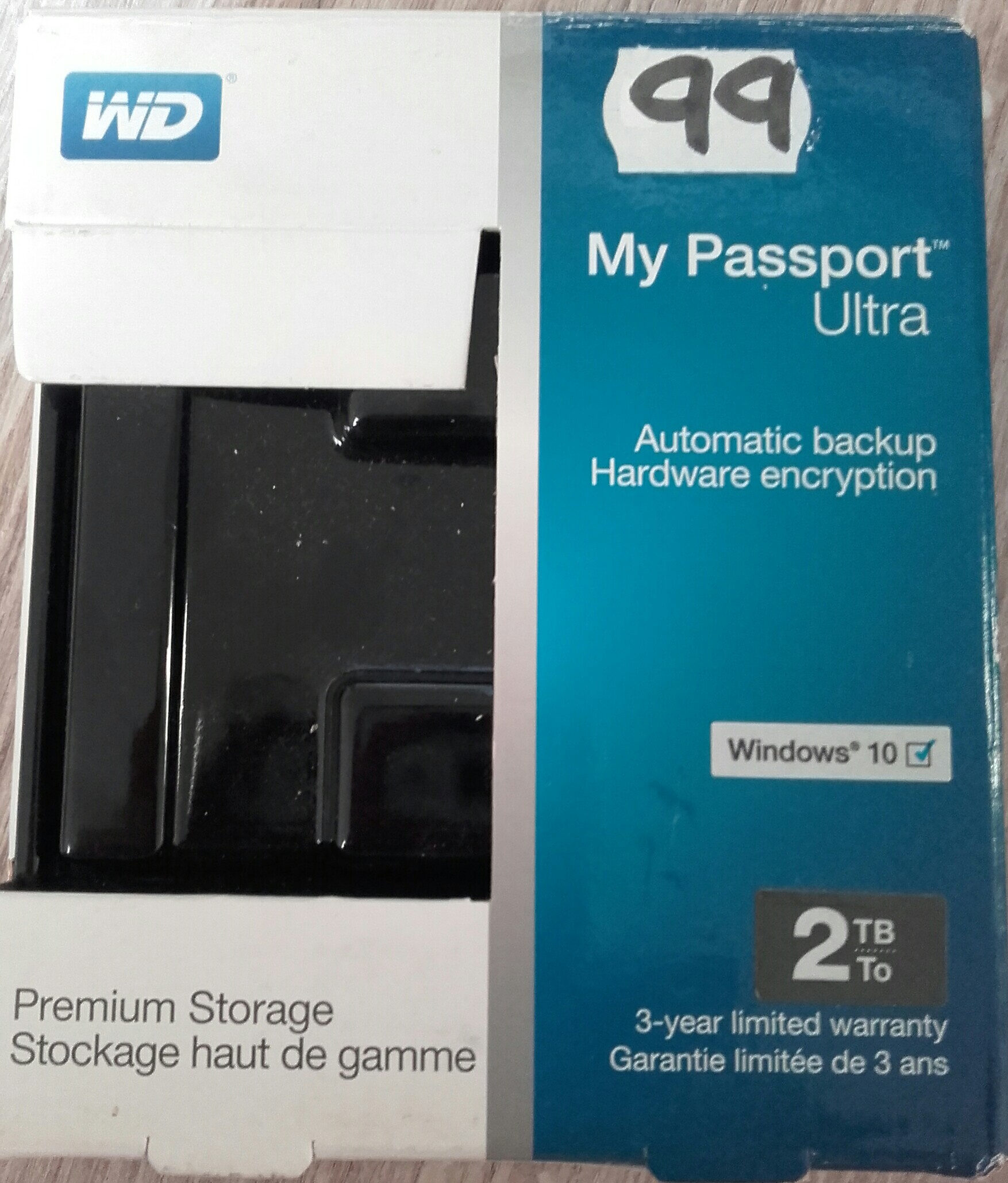 My  Passport Ultra - Product