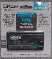 Chromatic tuner - Product - en