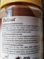 delinut duo - Ingredients