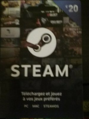 Carte steam - Product - fr