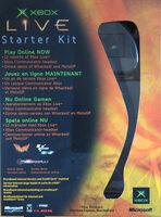 Xbox Live Kit de démarrage - Produit - fr