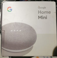 Google Home Mini Galet - Produit