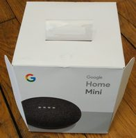 Google Home Mini - Product