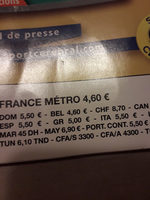 flèche niveau trois - Ingredients - fr