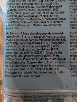 kafferep - Ingredients - de