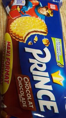 Prince chocolat - Produit