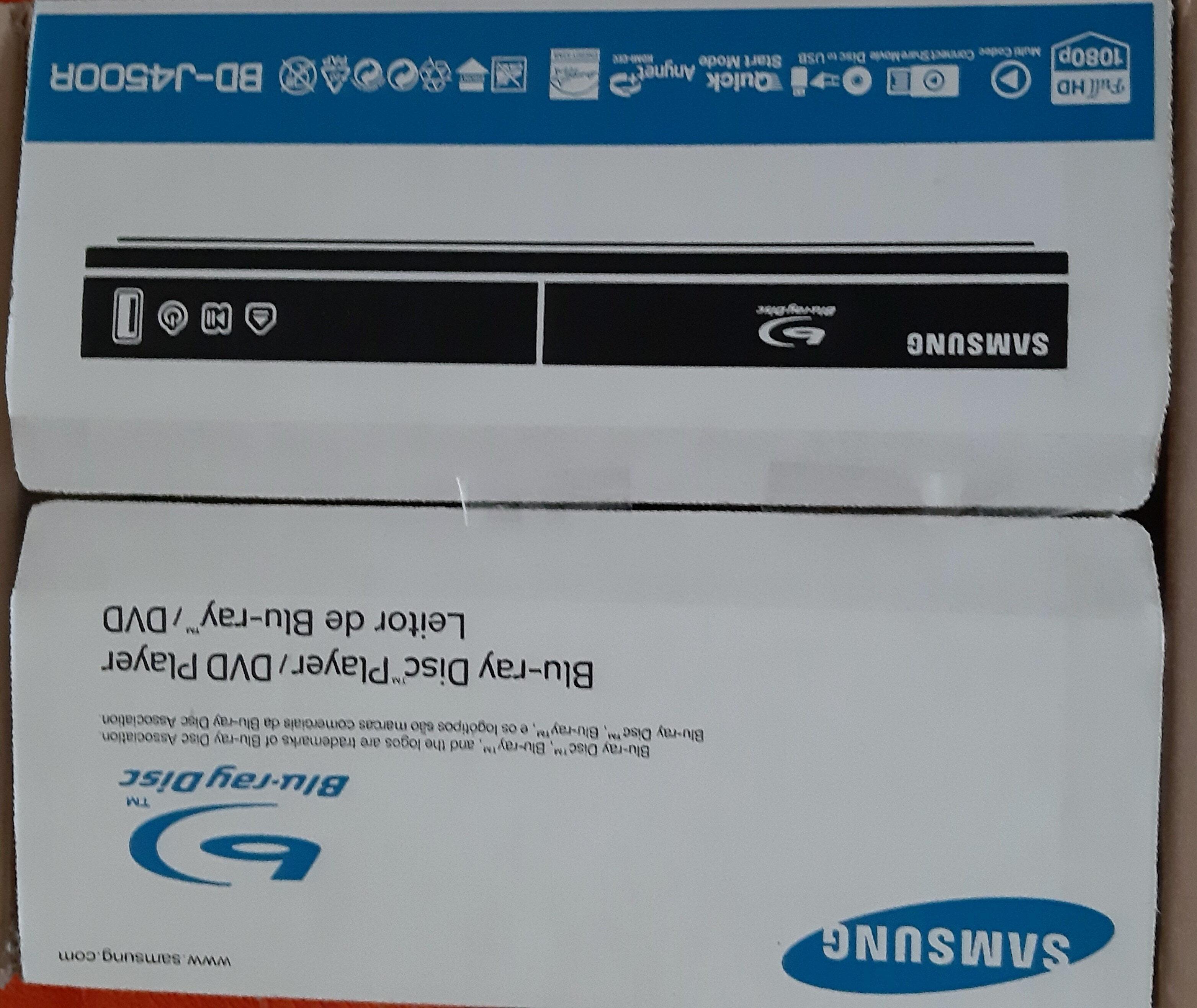 BD-J4500R - Product - fr