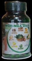 Gélules de Moringa Oleifera (poudre de feuilles) - Product - fr