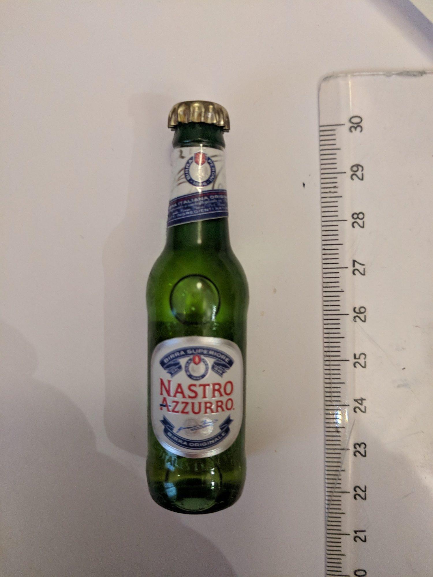 Miniature Nastro Azzuro - Produit - en