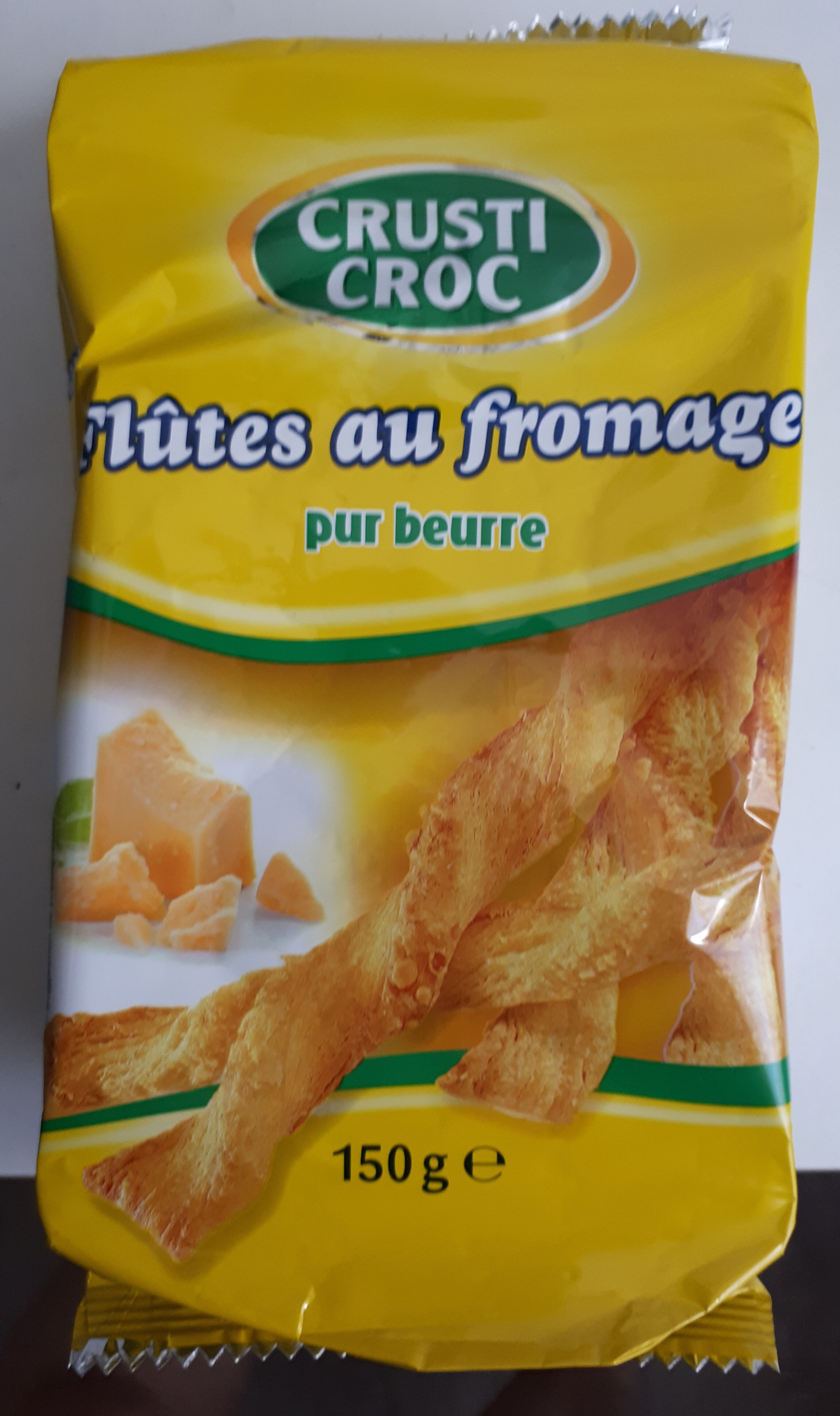 flûte au fromage - Product