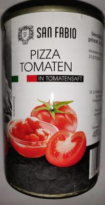 Pizza Tomaten - Product - de